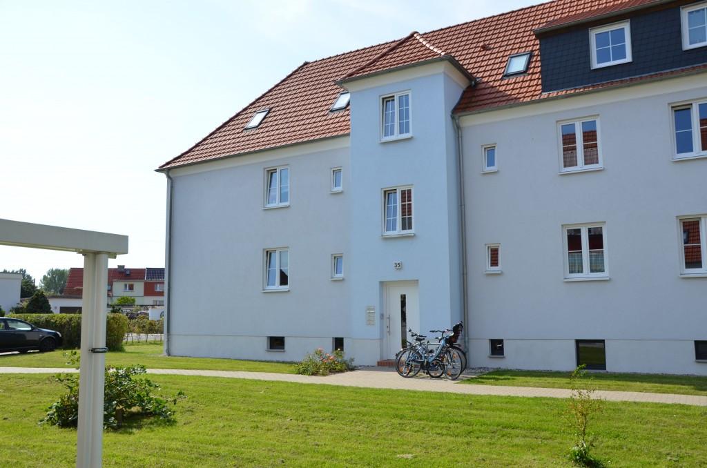Birnenweg Hauseingang