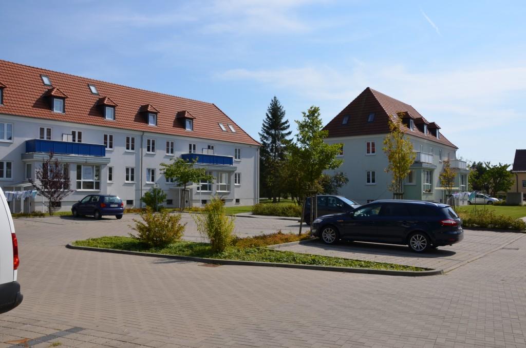 Birnenweg / Feldstraße Innenhof