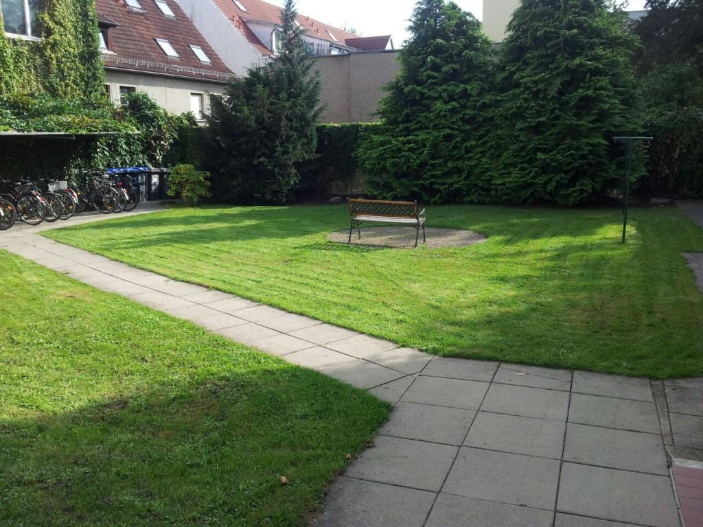 Domstraße Innenhof